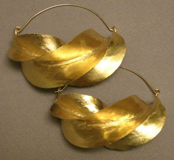 Traditional Jewelry In Africa Looks Amazing Find Out How Fulani Earrings Are Made And Who This Is Worn
