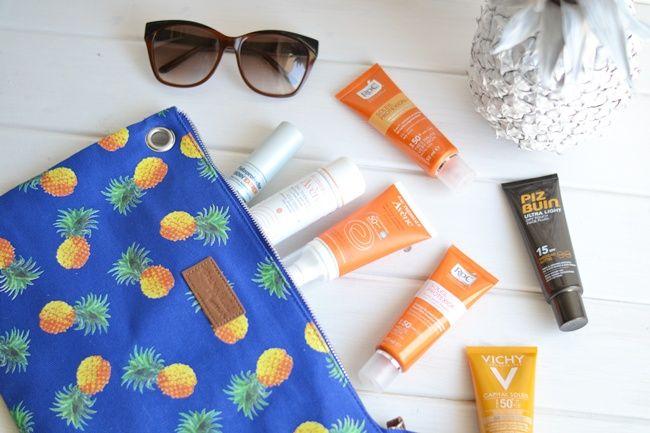 Sun cream | La Chimenea de las Hadas | Buscando el lado bonito de las cosas | Blog de Moda y Lifestyle|