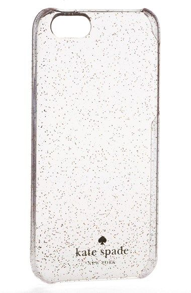 kate spade iphone 5c case kate spade new york glitter iphone 5c nordstrom 2774