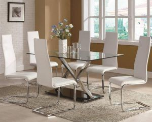 Dining Room Table Glass Top Marble Glass Top Dining Tables 10 Pros Magnificent Glass Top Dining Room Table Inspiration