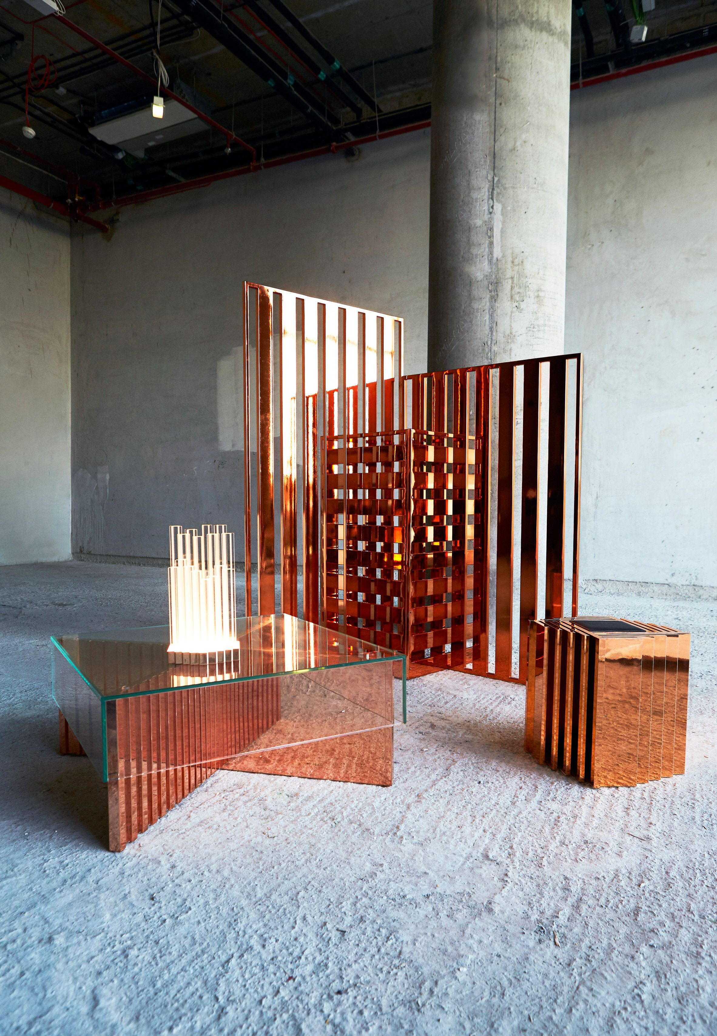 Meubles Fraser Furniture Aljoub Lootah S Furniture Collection Takes Cues From Traditional