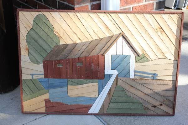 Best Theodore Degroot Wood Lath Art Wood Lath Art 400 x 300