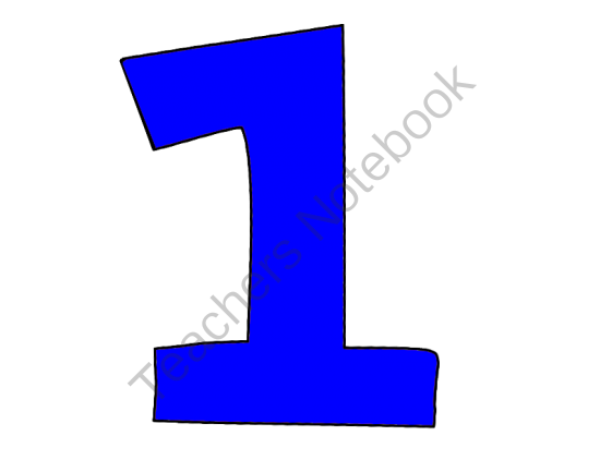 Freebie Bubble Numbers 1 10 In Png Format In Blue Red And White From Edit Points Graphics On Teachersnotebook Com 30 Pag Bubble Numbers Bubbles Numbers 1 10
