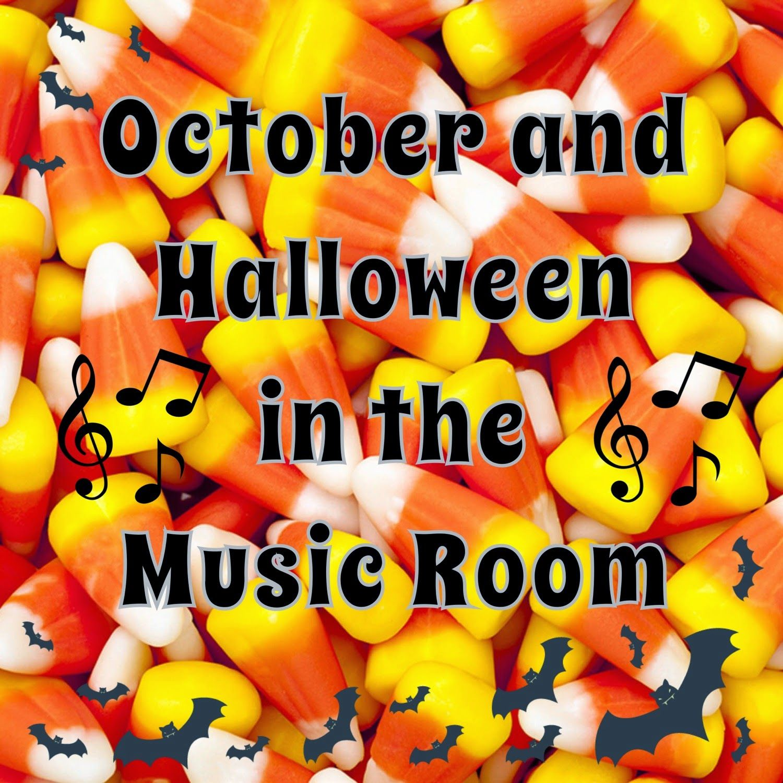 Halloween Music Class Activities