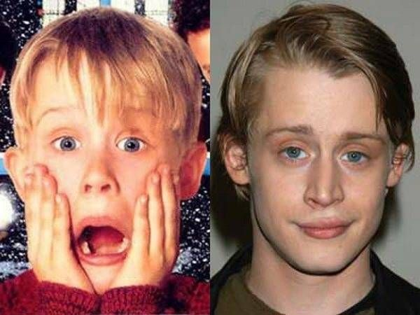 35 Famous Actors Then And Now Actors Then And Now Celebrities Then And Now Macaulay Culkin