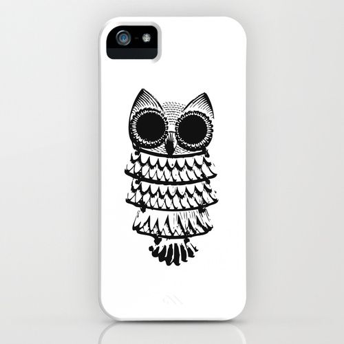 Owl - vectorized necklace | Iphone, Cool iphone cases, Iphone cases