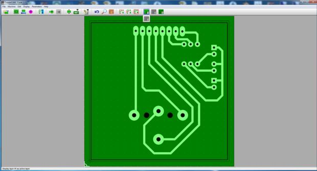 How to Convert and Mill Your PCB Layouts on Your CNC   Cnc