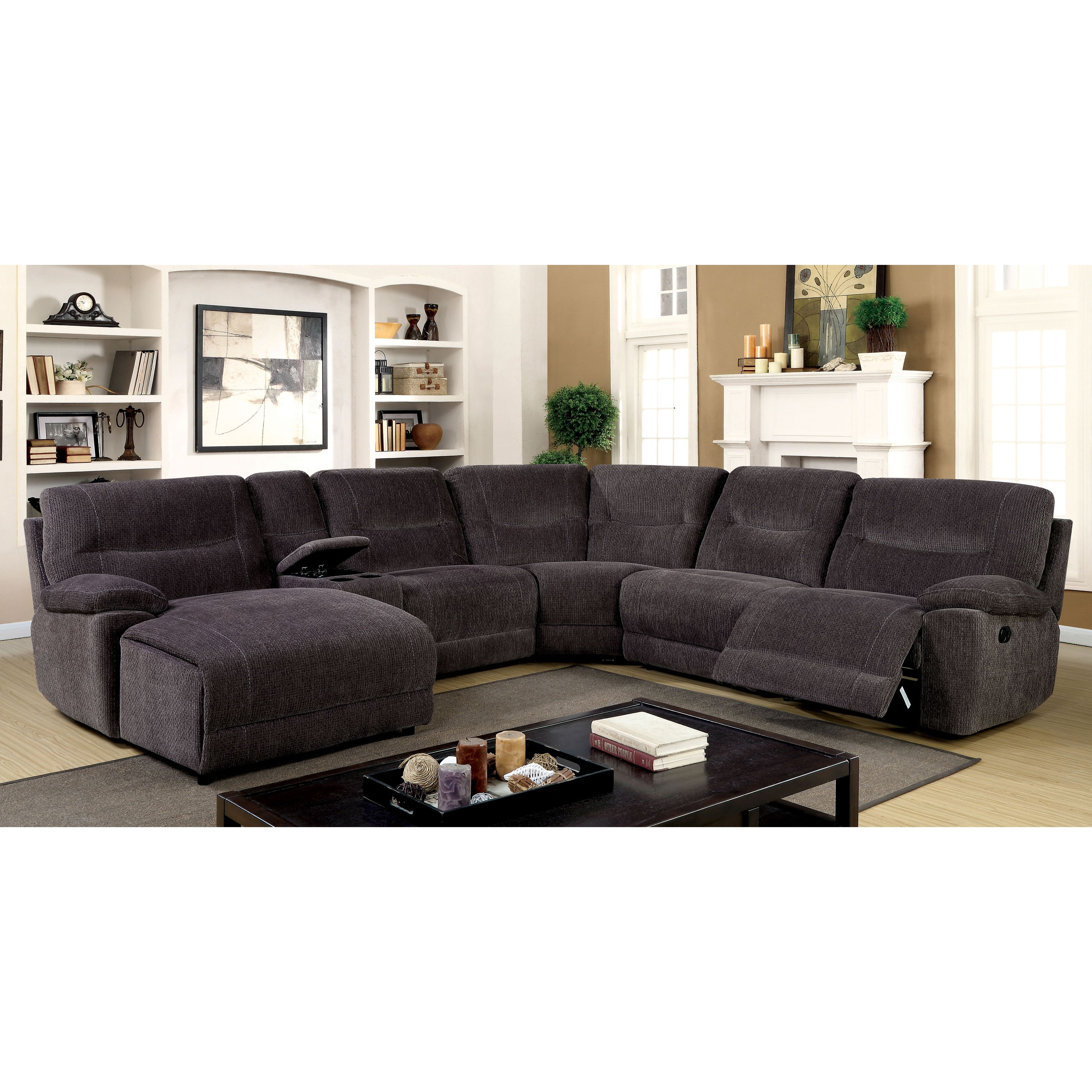 Online Shopping Bedding Furniture Electronics Jewelry Clothing More With Images Sectional Sofa With Recliner Reclining Sectional Furniture Of America