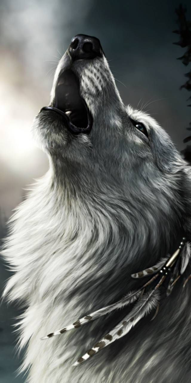 Download Wolf Wallpaper by Zomka - 7c - Free on ZEDGE™ now ...