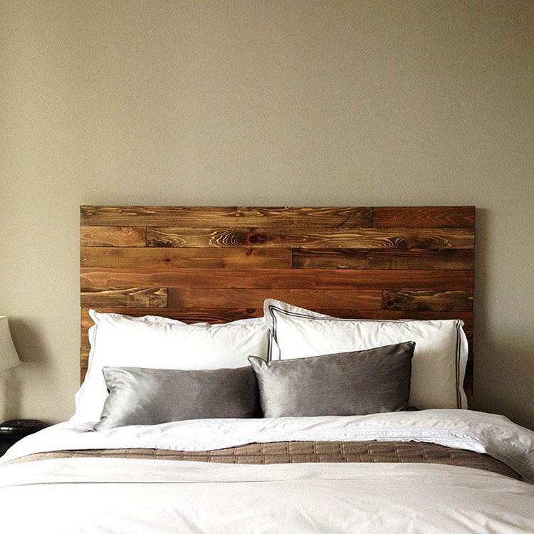 Etsy On Instagram It S A Good Morning The Rustic Charm Of This Cedar Wood Headboard From Urbanbillygo Headboard Styles Cedar Headboard Headboards For Beds