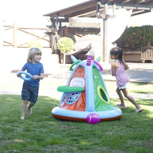 ¡Los mejores juguetes para jugar al aire libre! #juegos #niños #verano #airelibre
