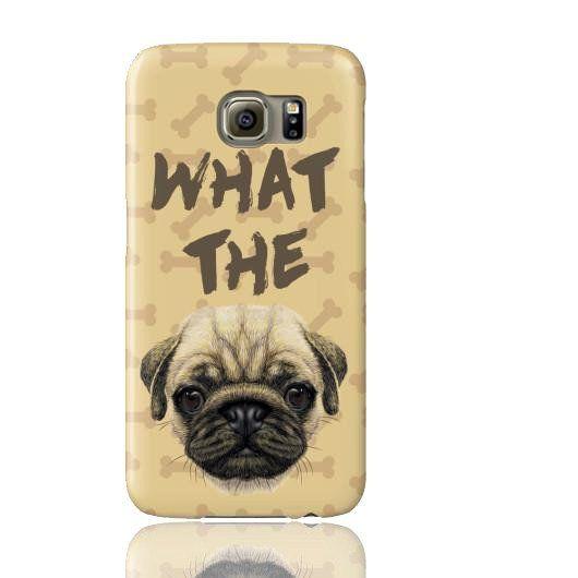 iphone 7 pug phone cases