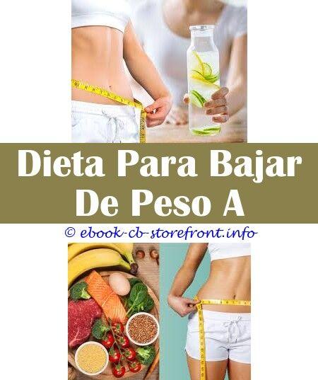 dieta para bajar de peso cuando amamantas
