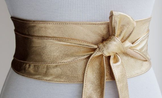 Hot Women Leather Belt Wrap Waistband Suede cloth Bowknot Around Sash Wide Band