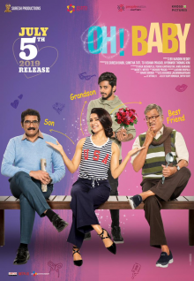 Presenting The Oh Baby Song From The Upcoming Telugu Movie Oh Baby This Is The Title Song Trailer Of Oh Baby Baby Movie Telugu Movies Telugu Movies Download
