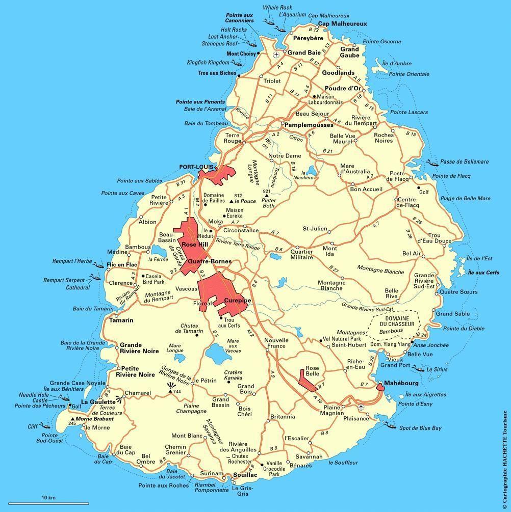 ile maurice | Voyage Ile Maurice, Visitez Cap Malheureux à l'Ile