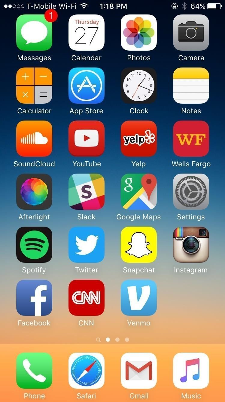 How to Reset Your iPhone's Home Screen Layout