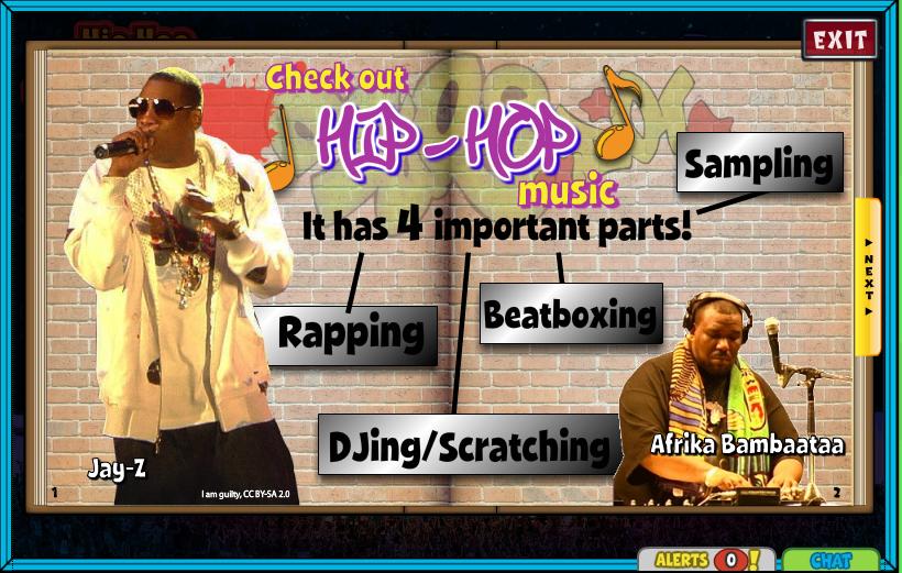 A Hip-Hop Web Quest for QuaverMusic.com - Explore Hip-Hop with MusicEd Students