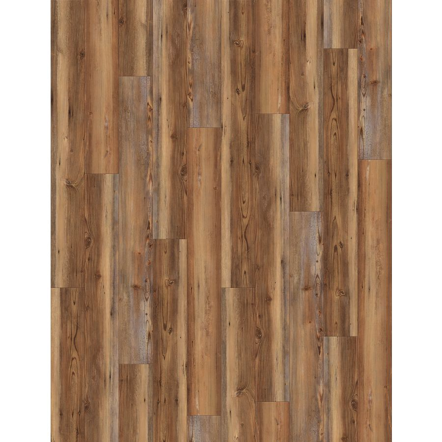 SMARTCORE Ultra 8Piece 5.91in x 48.03in Blue Ridge Pine
