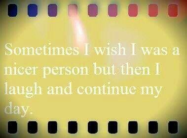 I wish but...