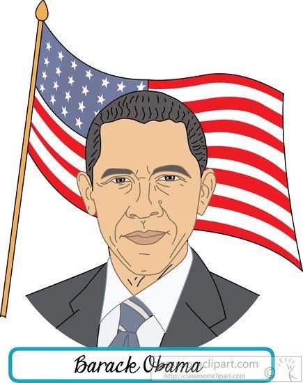 president barack obama clip art president obama clip art search rh pinterest ca president obama clip art free president obama clip art free