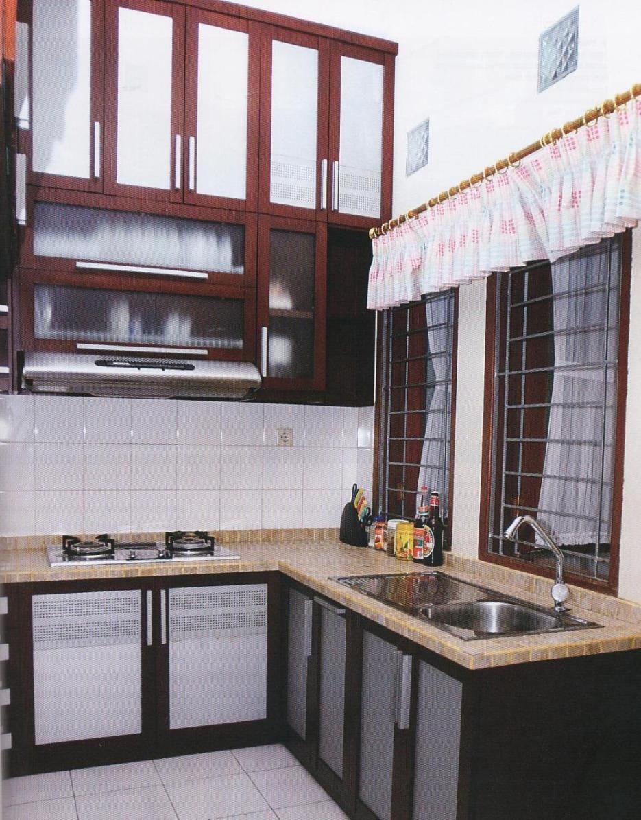 Desain Interior Dan Eksterior Design Dapur