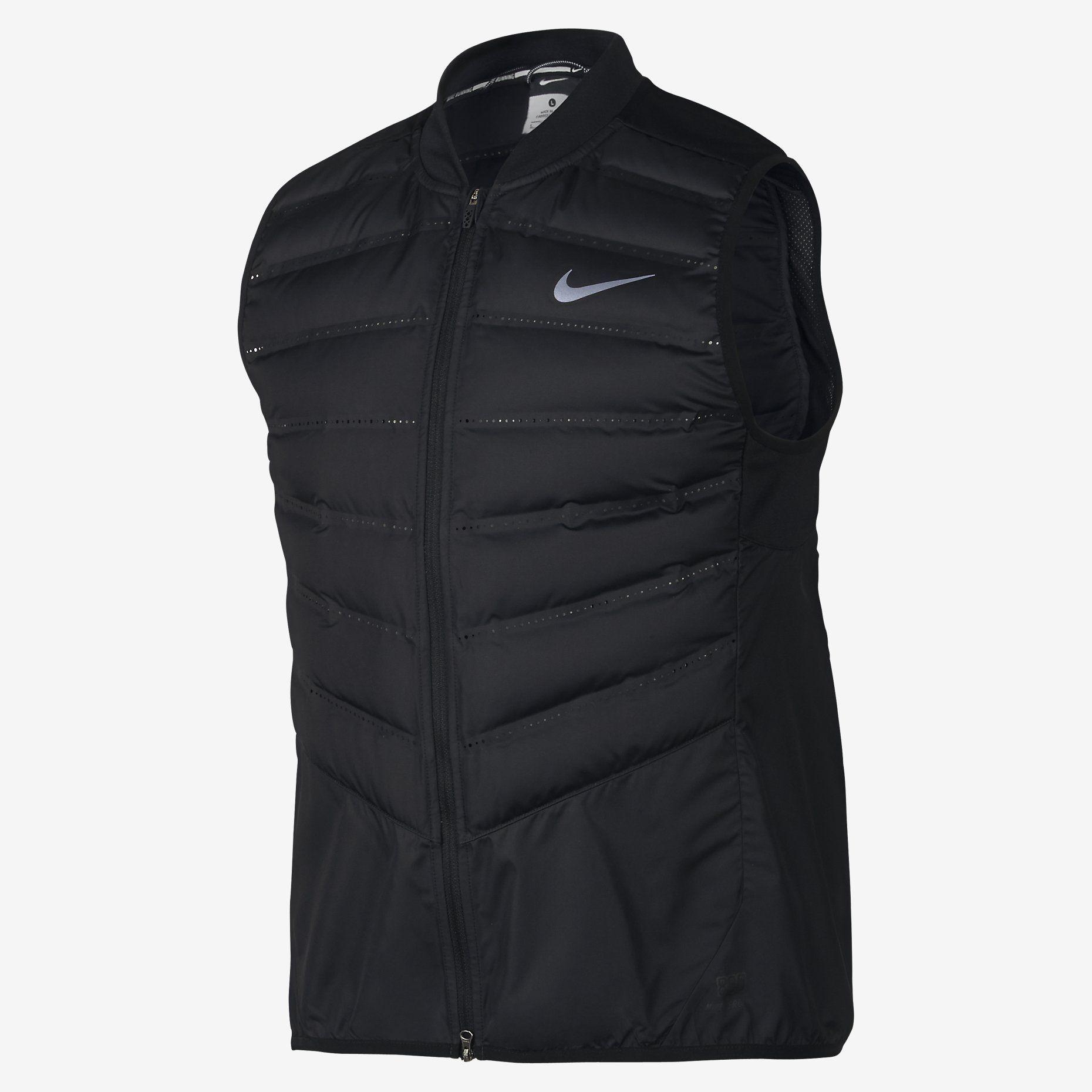 buy best outlet boutique really cheap Nike Aeroloft 800 – Veste sans manches de running pour Homme ...