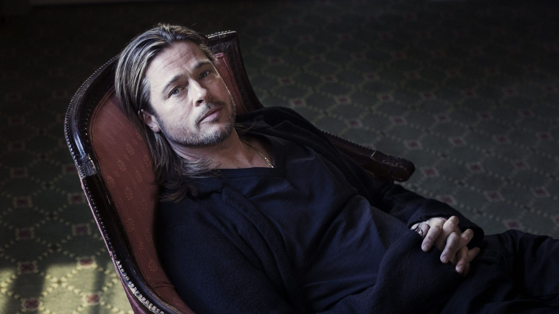 Image Result For Brad Pitt Wallpaper