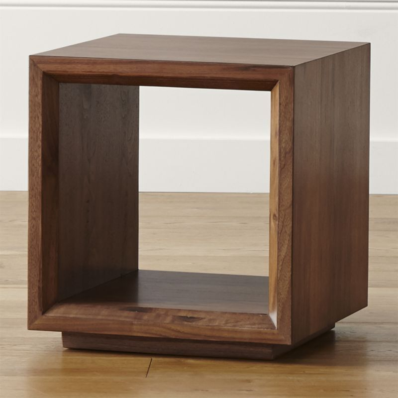 Sanders Cube Cube Table Cube Side Table Table