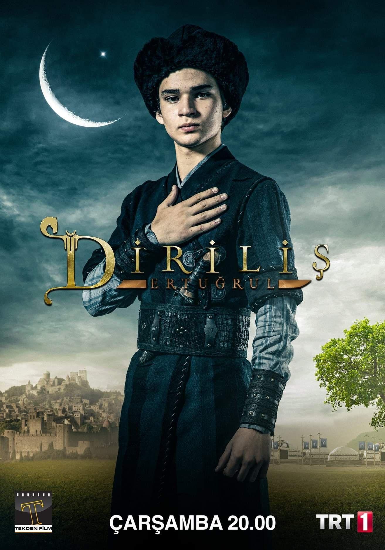 Dirilis Ertugrul, season 5 | Dirilis Ertugrul series in 2019