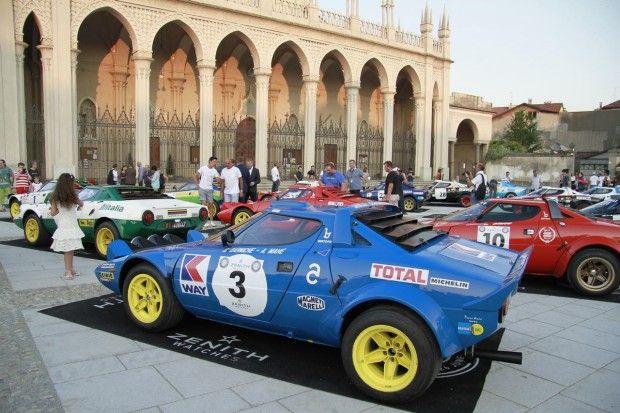Lancia Stratos HF-meeting