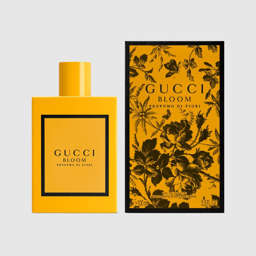 Gucci Gucci Bloom Profumo Di Fiori 100ml Eau De Parfum In 2021 Fragrance Collection Beauty Gift Guide Bloom
