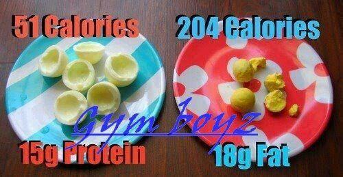 Egg whites !