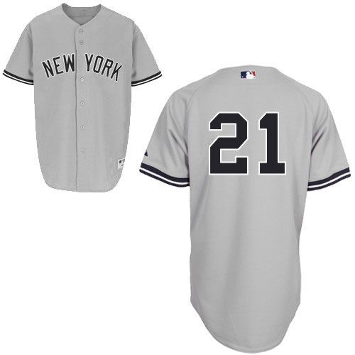best service 84a89 d8917 New York Yankees Authentic Paul O'Neill Road Cooperstown ...