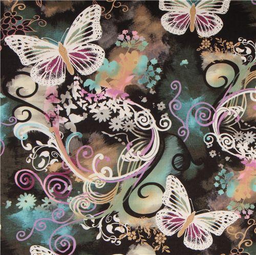 Flutter butterfly