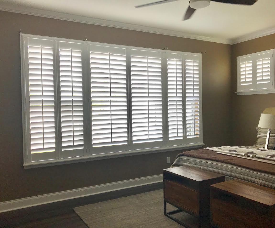 Shutters For Large Windows Budgetblinds Homedecor
