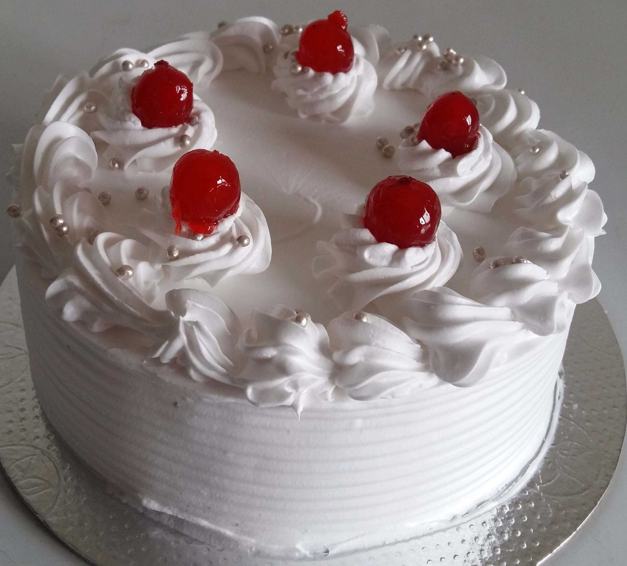 27 Excellent Image Of Order Birthday Cakes Online Vanilla Cake Bangalore Delivery