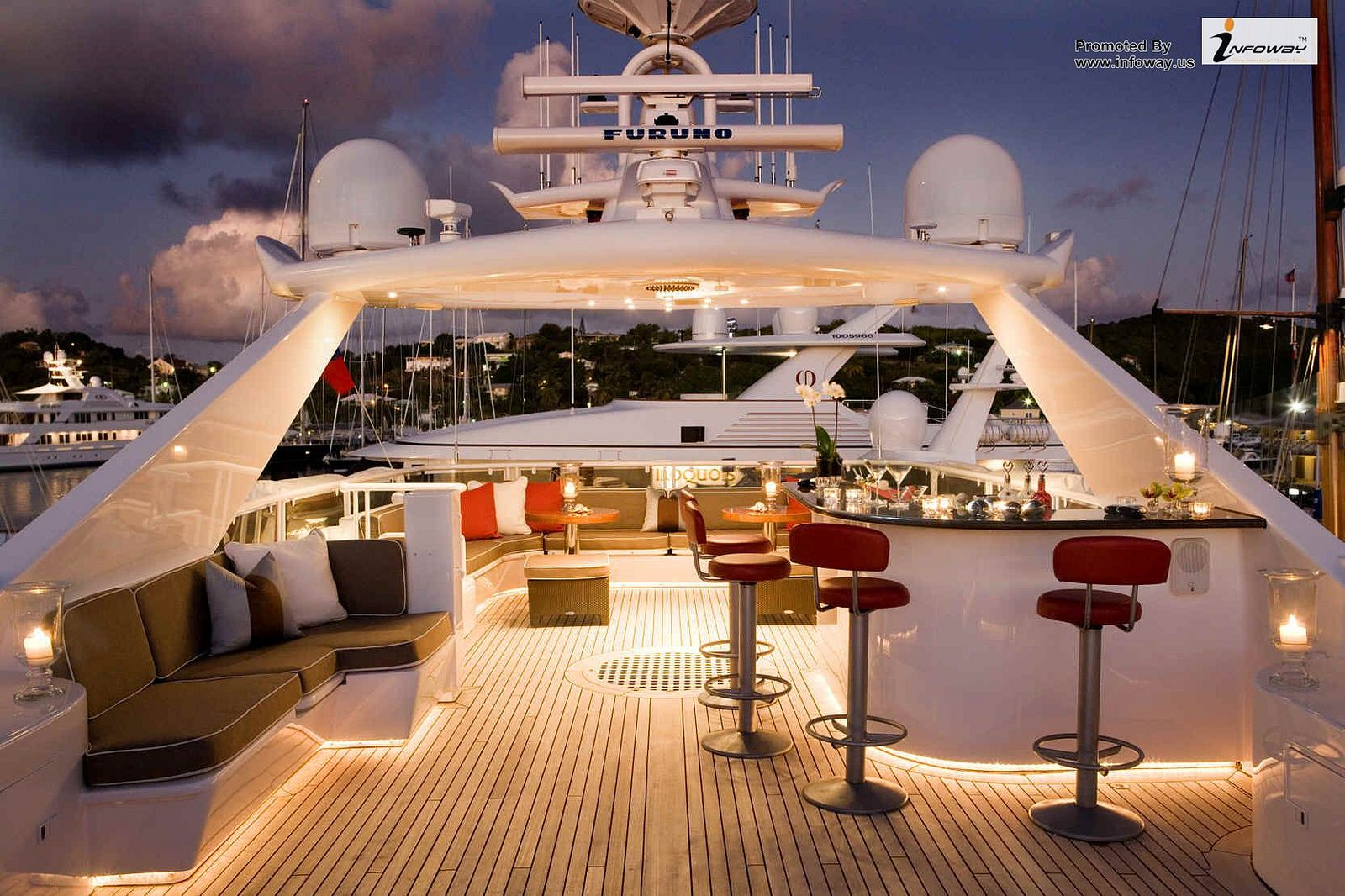 Luxury Yacht Hd Wallpaper With Images Luxury Yacht Interior