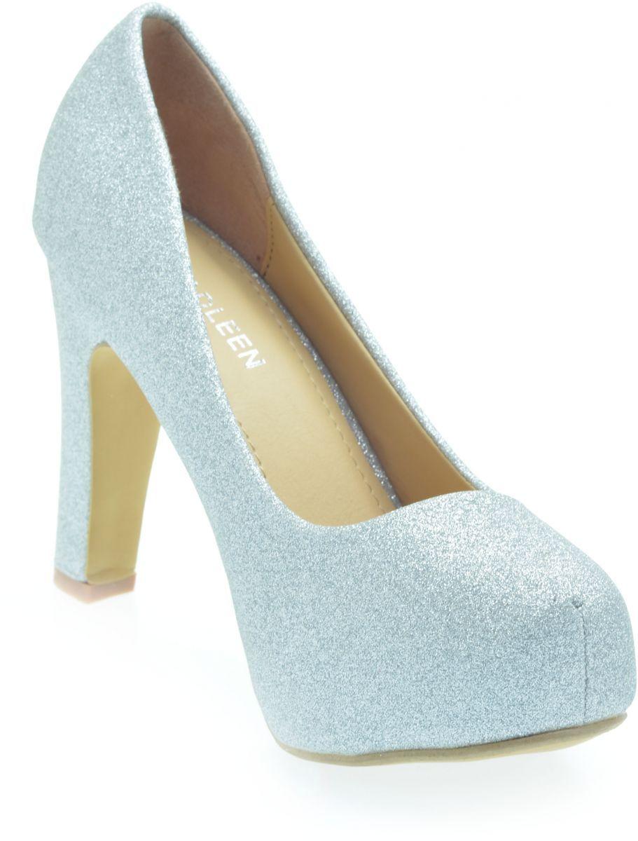 اشتري مادلين كعب فضي نساء أحذية السعودية سوق Clothing And Shoes Heels Shoes