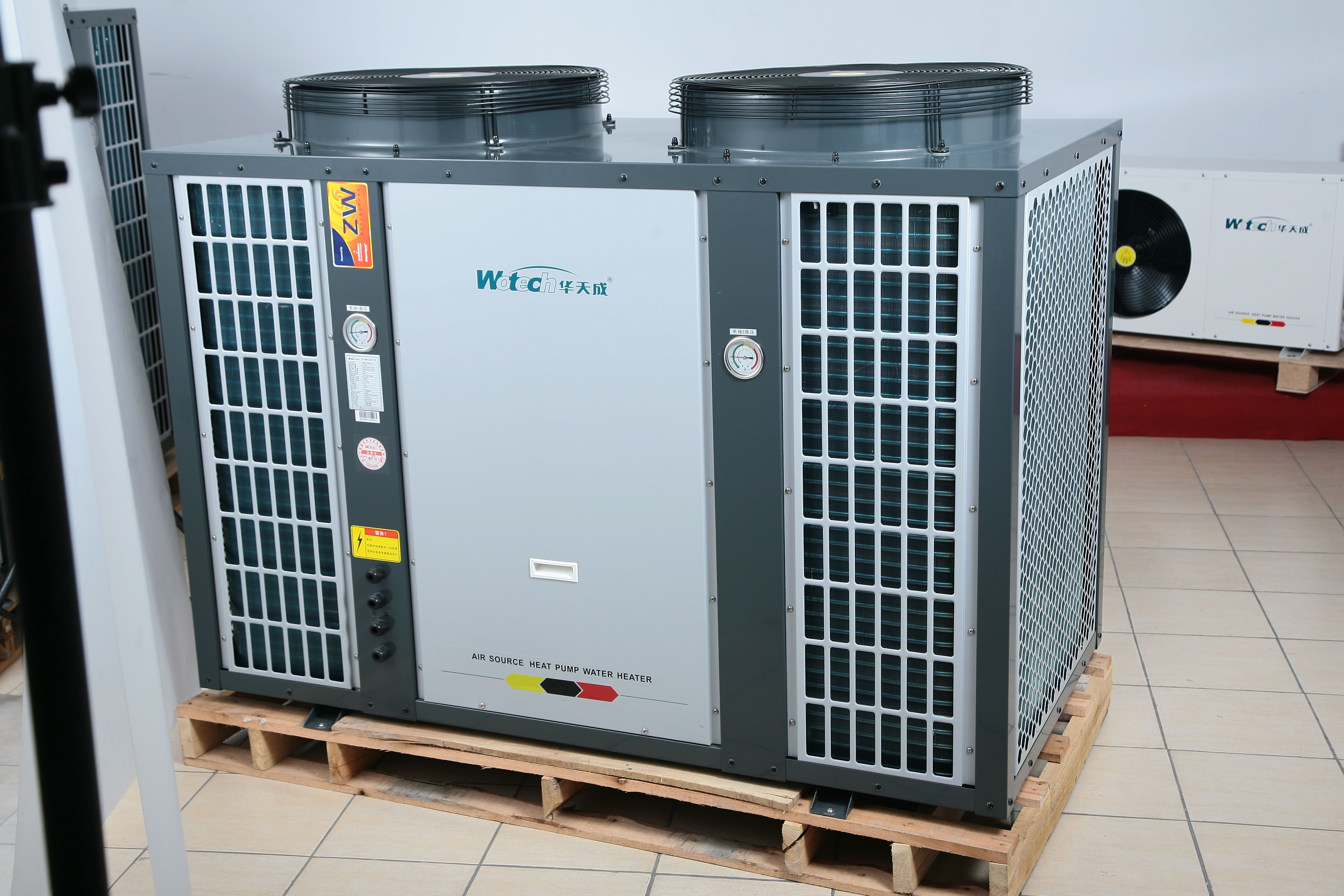 Commercial Heating & Air Conditioning Services in