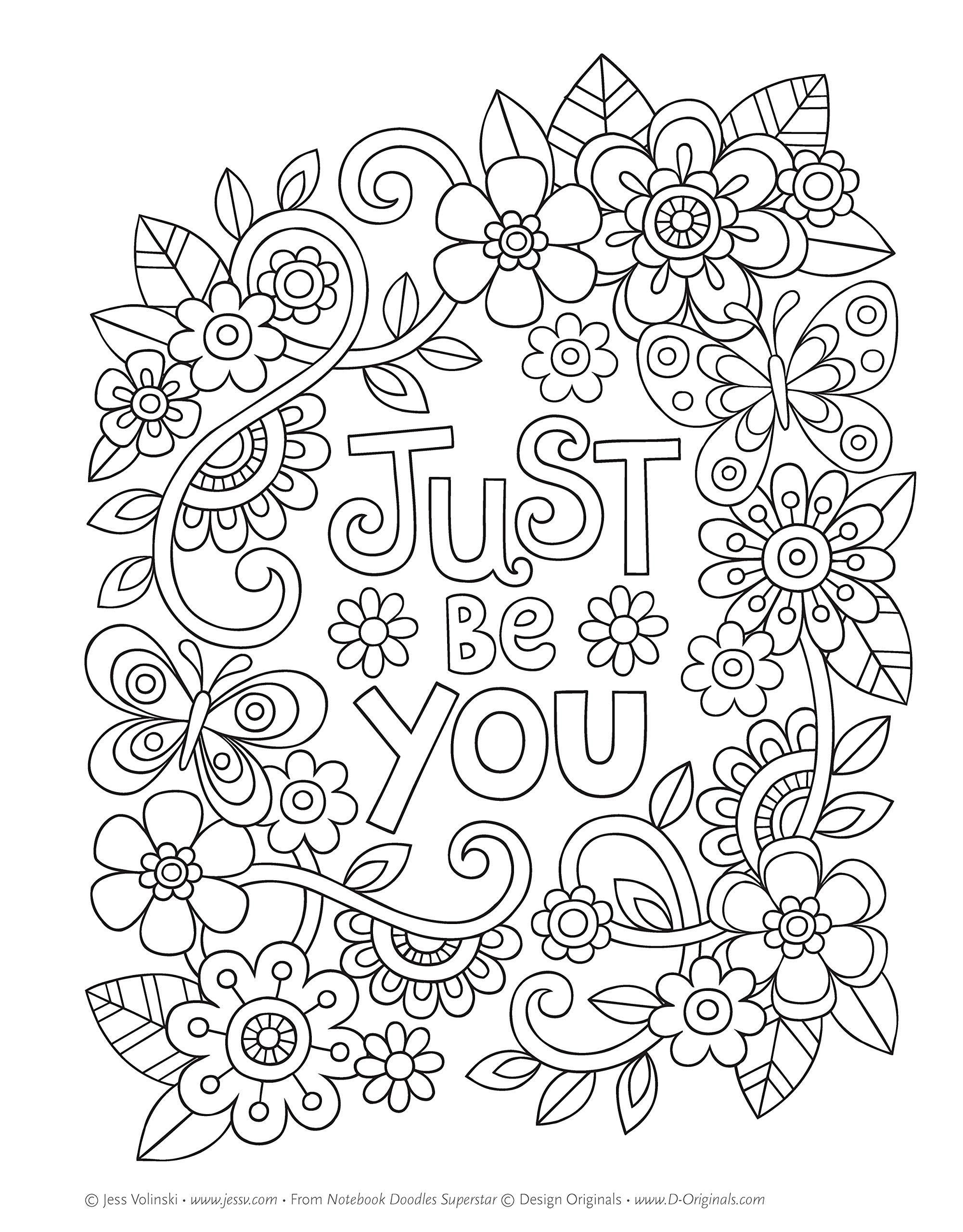 Superstar Coloring Book In 2021 Coloring Pages Inspirational Quote Coloring Pages Mandala Coloring Pages