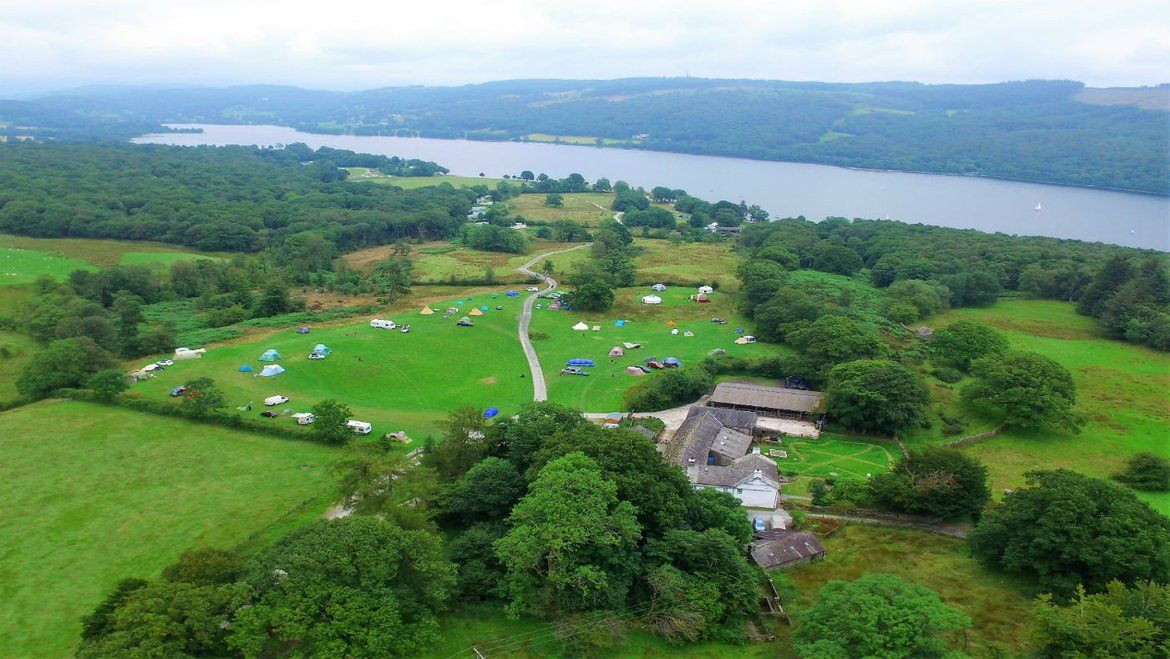 Camping In The Lake District | Lake district, Campsite, Lake