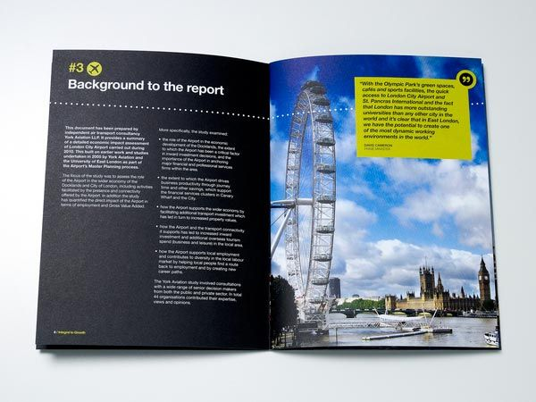 travel brochure examples