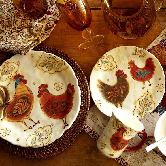 The little corner porcelana 2 pinterest - Vajilla rustica ...