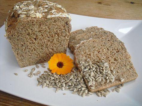 Dinkelvollkornbrot, ein sehr leckeres Rezept aus der Kategorie Brot und Brötchen. Bewertungen: 27. Durchschnitt: Ø 4,7.