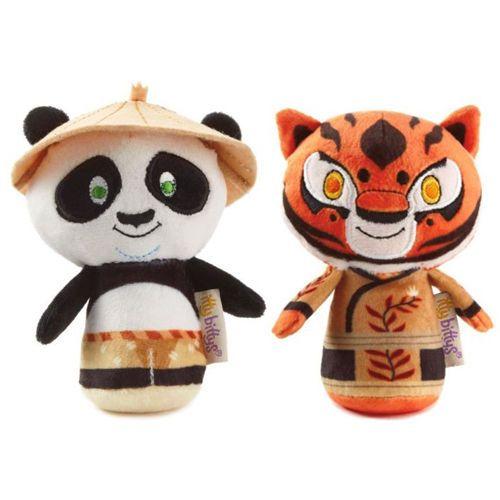 Hallmark Itty Bitty Bittys Po And Tigress Kung Fu Panda 3 Limited