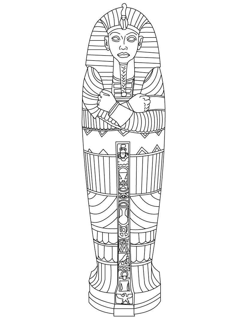 Free Printable Ancient Egypt Coloring Pages For Kids Ancient Egypt Crafts Ancient Egypt Art Ancient Egypt Projects