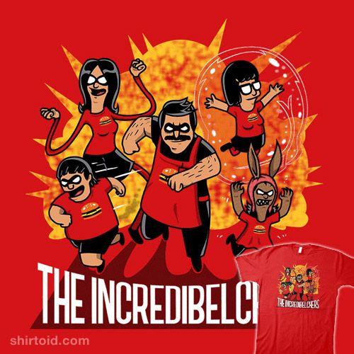 The Incredibelchers