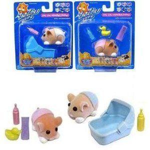 Zhu Zhu Hamster Babies Pumpkin Peanut By Cepia 16 99 Peanut Light Brown W Blue Diaper Bassinet Baby Bott Baby In Pumpkin Baby Bottles Zhu Zhu Babies