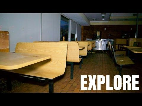 Explore - Abandoned Truck Stop - YouTube